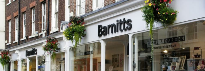 barnitts shop front