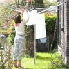 Brabantia Top Spinner 4 Arm 50M Rotary Airer