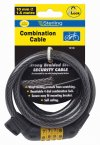 Sterling Combination Locking Cable - 10mm x 1500mm