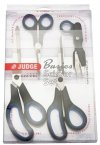 Judge Essentials 4 Pce Scissor Set