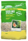 Gardman No Mess Seed Mix Bird Food 2kg