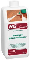 HG Parquet Power Cleaner (P.E. Polish Remover) HG 55)
