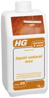 HG Liquid Natural Wax (Product 65)