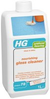HG Artificial Flooring Nourishing Gloss Cleaner (Clean & Shine)