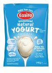 EasiYo Natural Yoghurt Unsweetened 140g
