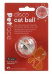 Petface Catkins Disco Cat Ball