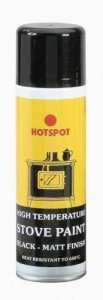 Hotspot Stove Paint Aerosol - Various Sizes
