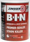 Zinsser B.I.N Primer / Sealer Stain Killer Paint 500ml