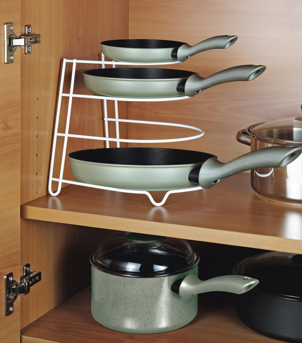 Metaltex Sierra Frying Pan Rack At Barnitts Online Store
