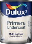 Dulux Multi Surface White Primer and Undercoat 750ml
