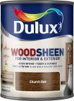 Dulux Woodsheen Church Oak 750ml