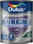Dulux Weathershield Satin Heathland 750ml