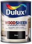 Dulux Woodsheen 750ml Ebony
