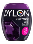 Dylon All-In-1 Fabric Dye Pod in Deep Violet