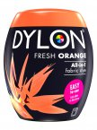 Dylon All-In-1 Fabric Dye Pod in Fresh Orange
