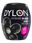 Dylon All-In-1 Fabric Dye Pod in Intense Black