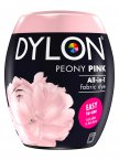 Dylon All-In-1 Fabric Dye Pod in Peony Pink