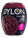 Dylon All-In-1 Fabric Dye Pod in Plum Red