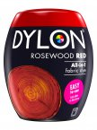 Dylon All-In-1 Fabric Dye Pod in Rosewood Red