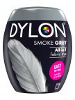 Dylon All-In-1 Fabric Dye Pod in Smoke Grey