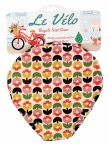 Rex Tulip Bloom Bicycle Seat Cover