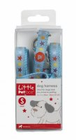Little Petface Mixed Stars Harness - Small