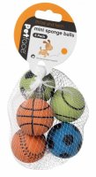 Petface Mini Sponge Balls (Pack of 5)
