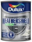 Dulux Weathersheild Undercoat White 750ml
