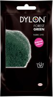Dylon Fabric Dye for Hand Use - Forest Green