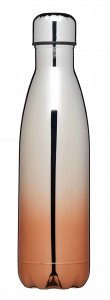 Le'Xpress Ombre Copper Finish Drinks Bottle 500ml