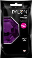 Dylon Fabric Dye for Hand Use - Deep Violet