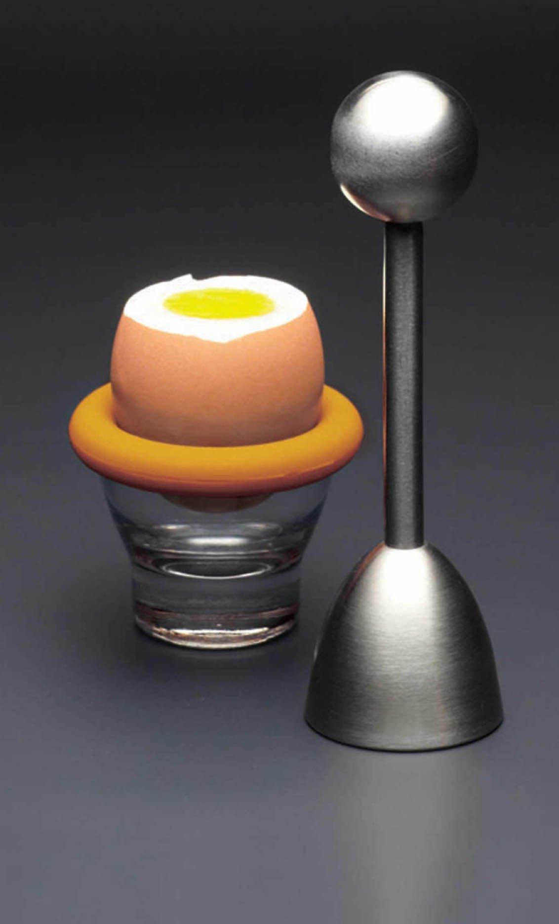 Masterclass Spring Loaded Egg Topper At Barnitts Online