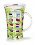 Dunoon Glencoe Shape Fine Bone China Mug - Europe