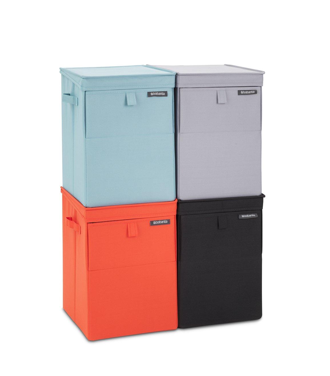 Brabantia Stackable Laundry Box 35 Litre Cool Grey At Barnitts Online Store Uk Barnitts