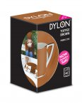 Dylon Fabric Dye for Machine Use - Toffee Brown