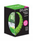Dylon Fabric Dye for Machine Use - Tropical Green