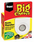 STV The Big Cheese Sonic Mouse & Rat Repeller STV717