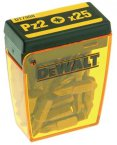 Dewalt PH2 Screwdriver Bits Pack of 25