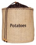 KitchenCraft Natural Elements Potato Preserving Jute Sack