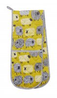 Ulster Weavers Double Oven Glove Dotty Sheep
