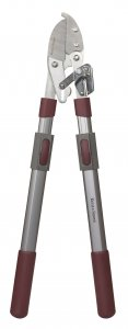 Kent & Stowe Telescopic Ratchet Anvil Loppers