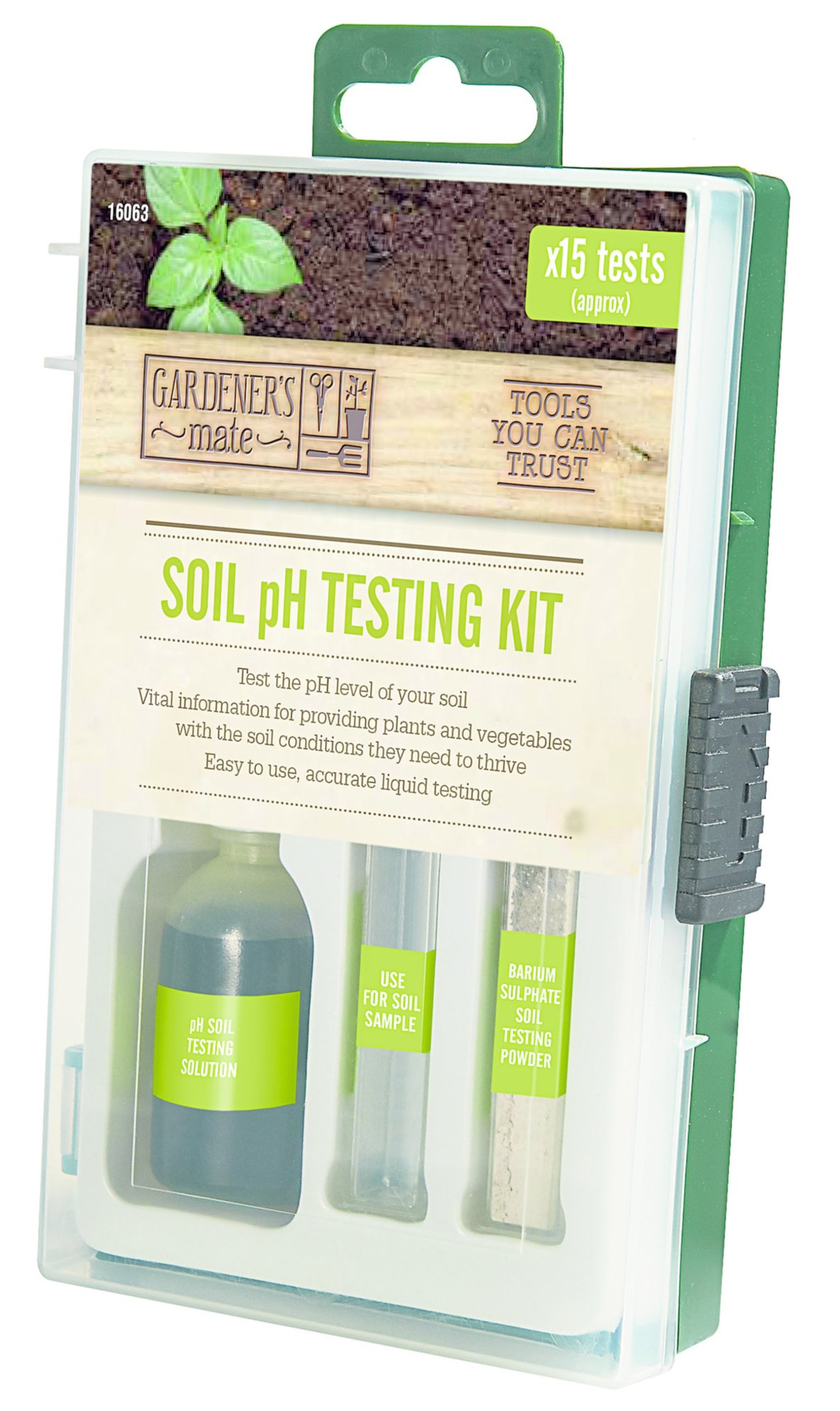Gardman Soil Ph Testing Kit At Barnitts Online Store Uk