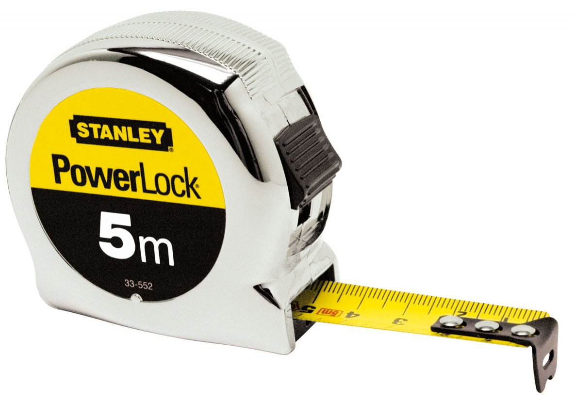 Stanley 5m Powerlock Tape Measure At Barnitts Online Store