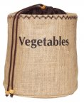 Natural Elements Vegetable Preserving Jute Sack
