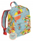 Rex World Map Mini Backpack