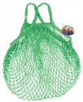 Rex French Style String Shopping Bag Green