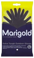 marigold extra tough outdoor gloves - large