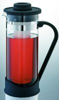 Grunwerg 1.5 Litre Iced Drinks Pitcher Black