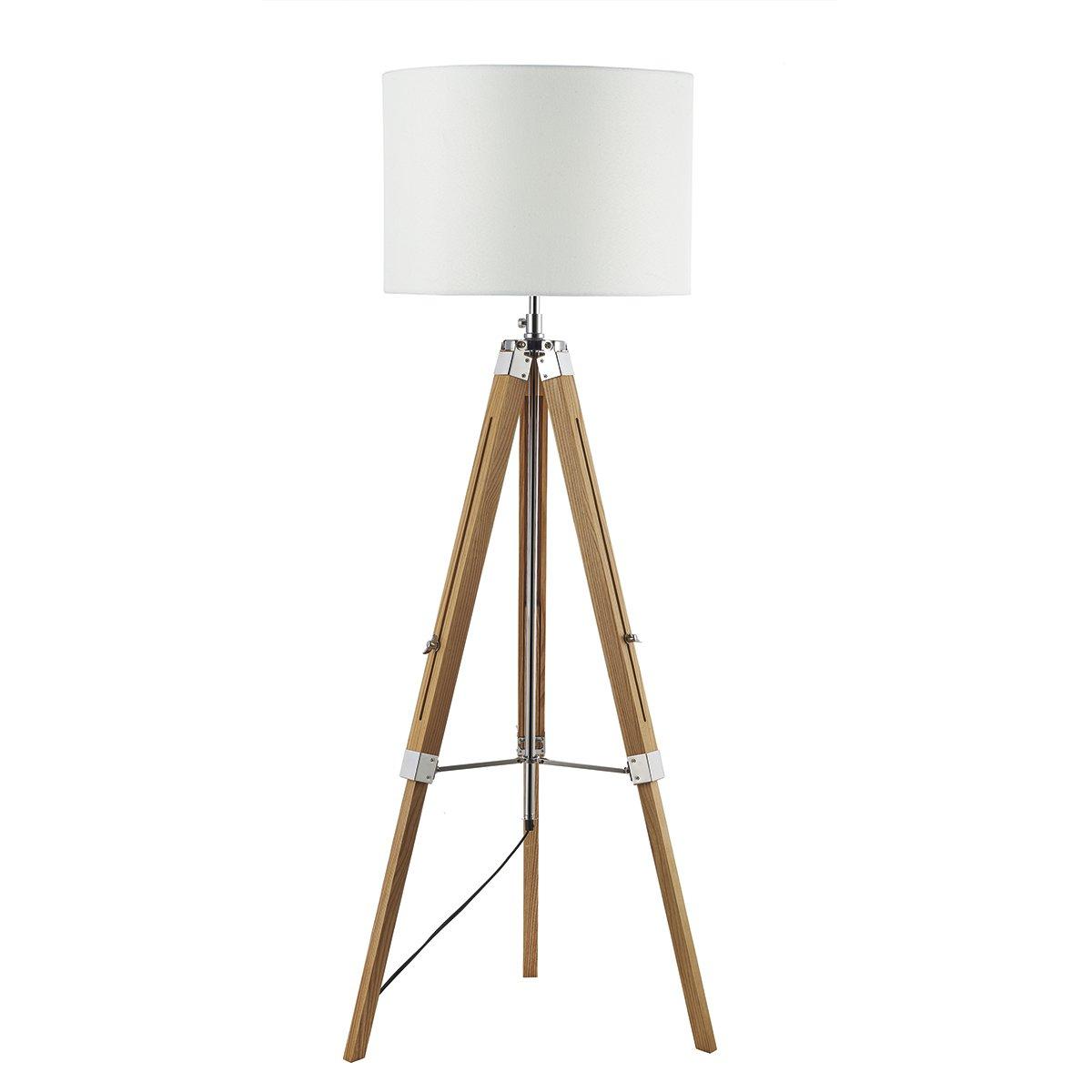Dar Easel Tripod Floor Lamp Base Only At Barnitts Online Store Uk Barnitts