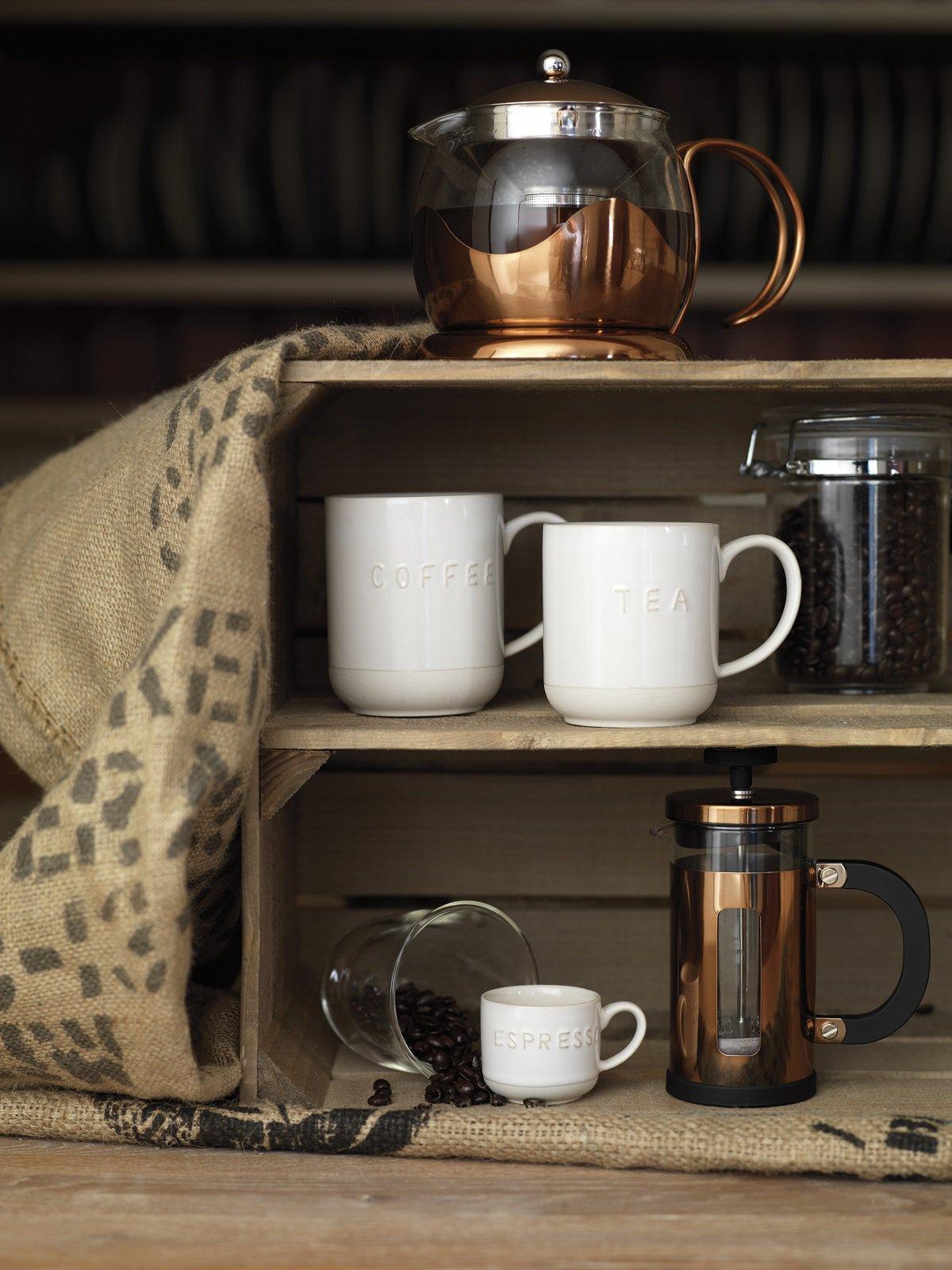 La Cafeti 232 Re Origins Embossed Coffee Mug At Barnitts